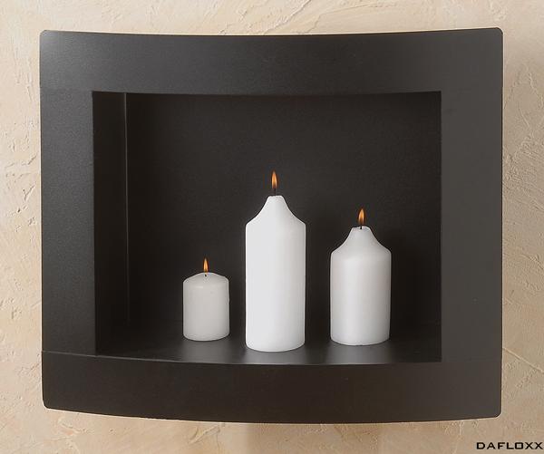 genialer kerzen kamin 58cm ofen kerzenkamin wie ethanol ebay. Black Bedroom Furniture Sets. Home Design Ideas