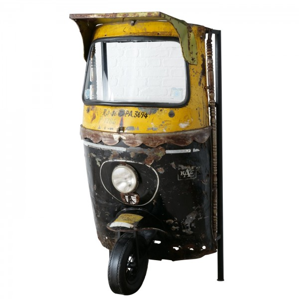 Geniales Regal Tuk Tuk Schrank Boltze 180cm Bar Tuktuk Kommode Vespa Roller Motorrad