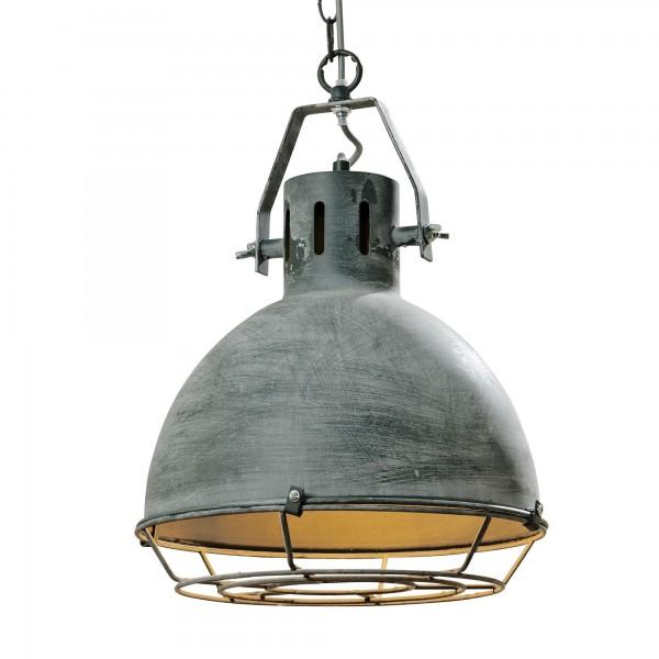 Individuelle Industrie Deckenlampe Deckenleuchte Lampe Eisen Fabrik Hängelampe