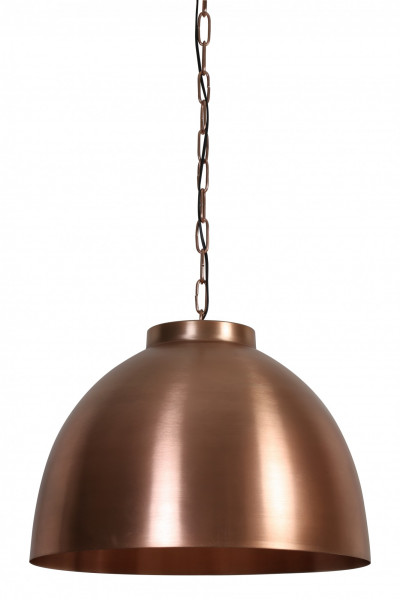 XXL Deckenlampe Kylie Bronze 60cm Rotgold Deckenlampe Pendellampe Lampe