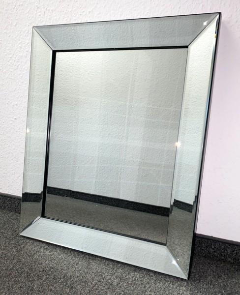 Edler Wandspiegel 50x40cm Spiegelrahmen Colmore Spiegel Glasrahmen